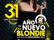 Año Nuevo 2013 en Blondie