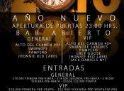 Año Nuevo 2013 en Castillo Living Vip, Reñaca