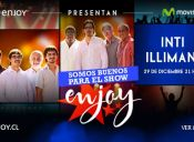 Inti-Illimani en Enjoy Santiago