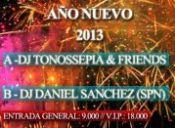 Fiesta de Año Nuevo 2013 en Bar Constitucion