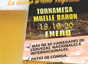 Festival de la Cerveza ValpoBier, Tornamesa del Muelle Barón