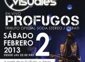Profugos: Tributo a Soda Stereo / Cerati en Ex OZ