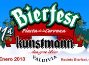 Bierfest Kunstmann - Fiesta de la Cerveza en Valdivia
