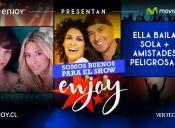 Amistades Peligrosas y Ella Baila Sola llegan a Chile para presentar sus más recordados y grandes éxitos