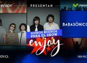 Babasónicos en Enjoy Coquimbo