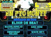 Maestro y Elixir de Beat en Vivo, Teatro Municipal de Puerto Montt