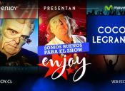 Coco Legrand en Enjoy Coquimbo