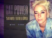 Cat Power en Chile,  Teatro La Cúpula