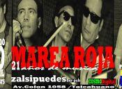 Marea Roja 21 años de Música, en Talcahuano