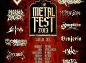 The Metal Fest 2013