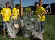 Lollapalooza Chile: ¡Rock&Recycle recicló más de 4 toneladas!