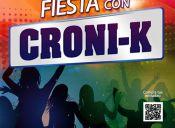 Fiesta con Croni-k en Casino Marina del Sol