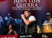 Fiesta Tributo a Juan Luis Guerra : Al son de guerra en Casino Marina del sol