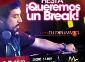 Fiesta queremos un Break en Marina Club Discotheque