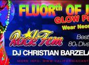 Fiesta Flúor en California Cantina