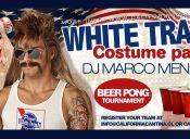 White Trash Party en California Cantina