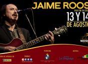 Jaime Roos en Chile, Teatro Nescafé de las Artes.