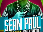 Sean Paul en Chile, Hotel W
