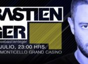 Sebastien Leger en Chile, SUKA Club by Monticello Grand Casino