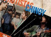 Chinoy y Protistas en Estación Mapocho