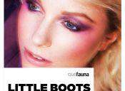 Little Boots y Javiera Mena en la Blondie