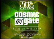 Cosmic Gate en Chile, Club Eve