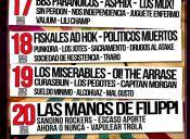Fonda Bizarra 2013 en Club San Martín