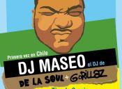 Dj Maseo en Chile, Club Subterráneo