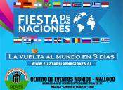 Fiesta de las Naciones Chile en Centro de Eventos Munich
