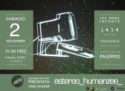 Sounds of Mass Distraction Sesiones presenta: Estereo Humanzee en Cafetería Palermo