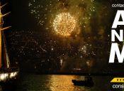 Año Nuevo en el Mar 2014, Valparaíso & Viña