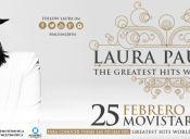 Laura Pausini en Chile, Movistar Arena