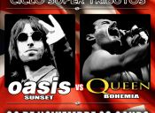 Oasis vs Queen en La Batuta