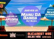 Manu Da Banda en vivo, Ilé Habana