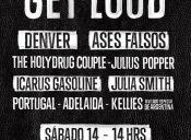 Festival Converse Get Loud en Anfiteatro San Pedro de la Paz