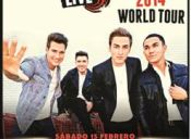 Big Time Rush en Chile, Movistar Arena