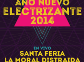 Fiesta Año nuevo 2014 en Centro Cultural Amanda