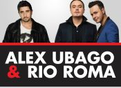 Alex Ubago y Río Roma en Chile, Arena Monticello