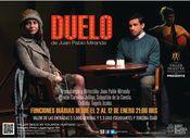 """Obra de Teatro: """"Duelo"""" en Taller Siglo XX Yolanda Hurtado"""
