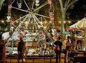 """Santiago a Mil: """"Arquitectura de Feria"""" en Parque Quinta Normal"""