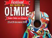 Festival del Huaso de Olmué en El Patagual