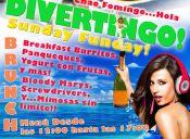 "Fiesta: ""Divertingo"" en California Cantina"