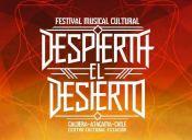 Primer Festival Musical Despierta el Desierto en Caldera