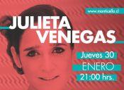 Julieta Venegas en Chile, Monticello Grand Casino