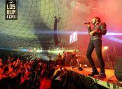 Los Bunkers en concierto por Chile