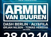 A State of Trance: Armin Van Buuren en Chile, Espacio Broadway
