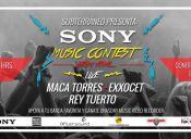 Final Sony Music Contest en Club Subterráneo