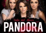 Pandora en Chile, Teatro Caupolicán
