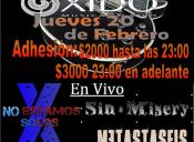 Ciclo Rock Chileno 2014 en Bar Oxido