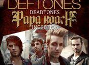 Tributos a los Deftones y Papa Roach en Bar Rebelión